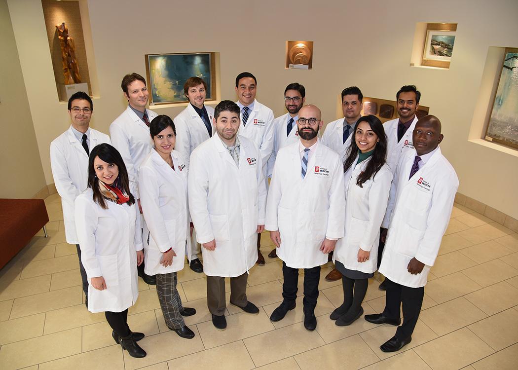 Hematology Oncology Fellows